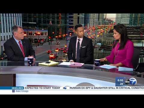 Garry McCarthy talks mayoral run