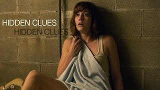HOW CLOVERFIELD AND 10 CLOVERFIELD LANE ARE CONNECTED