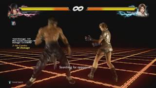 Tekken : Law DSS execution Timing Tip