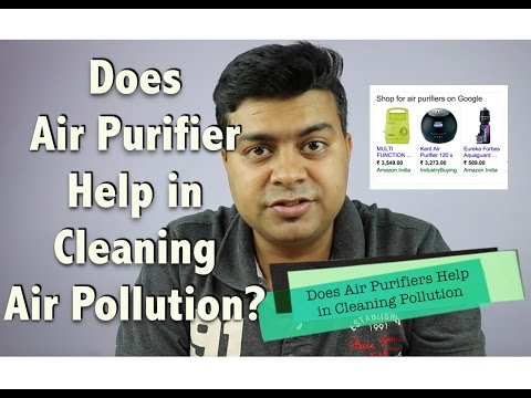 Hindi | Air Purifiers, Do You Need One, Does It Clean Air Pollution, Things To Check Before You Buy