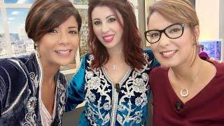Repeat youtube video Sabahiyat 2M avec Leila HADIOUI : Styliste Meriem EL GHORFI