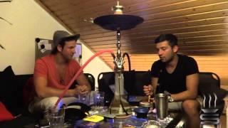 Tabakreview: Burj al Arab - Lemon Mint / Security / +Extra Verletzung / Shisha Stabil