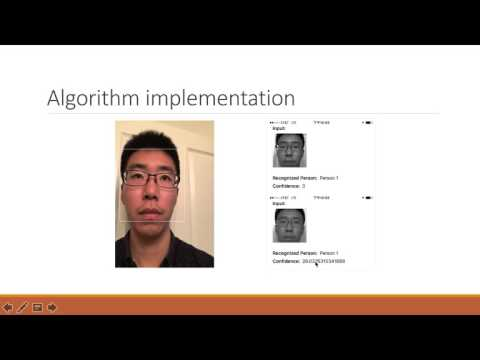 IOS Login System based on Face Recognition