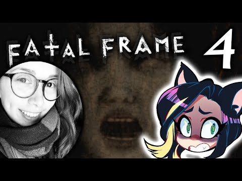 Fatal Frame (feat. Gab!): Grabby Ghost - PART 4 - Kitty Kat Gaming