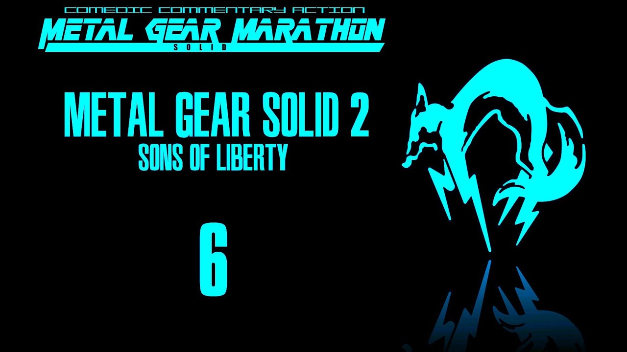 Download MGM: Metal Gear Solid 2: Sons of Liberty - Episode 6: Pliskin
