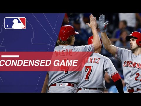 Condensed Game: CIN@KC - 6/13/18