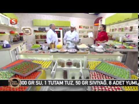 Gülenay ile Pasta Börek | Tulumba Tatlısı Tarifi