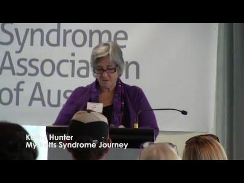 Kathy Hunter -  My Retts Syndrome Journey