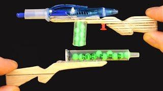 Top 7 Ideas for Homemade Guns