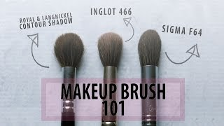 The Best Makeup Brushes for Beginners
