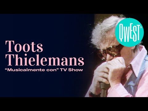 Toots Thielemans ft. Bruno Castelucci - Isn't She Lovely - ARCHIVES | Qwest TV's CONCERTS