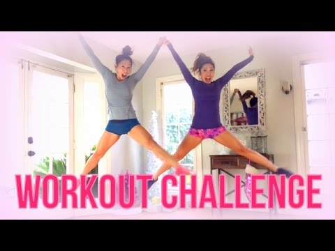 Total Body Workout Challenge