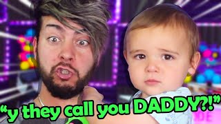 """""""why do they call you DADDY?!"""" how do I explain this to my son... Owo"""