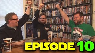 Nerf Herders Podcast #10: The Last Of Us Game Discussion!
