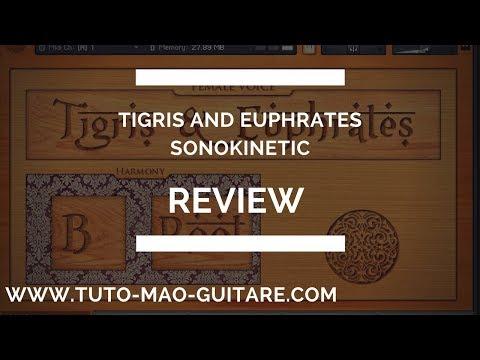 Review Tigris and Euphrates SonoKinetic GRATUIT et Complet