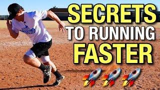 Secrets To Running Faster - 60 Yard Dash Training