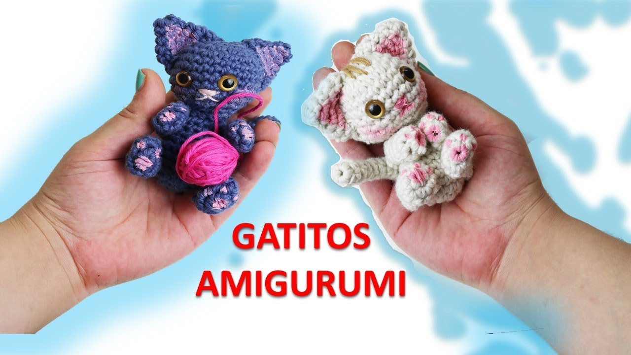 Amigurumis Paso A Paso En Español : Muñeca lily amigurumi youtube