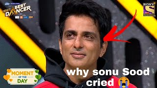 Sonu Sood cried moment videos | Kapil Sharma show | sonu Sood emotional video | Sonu Sood