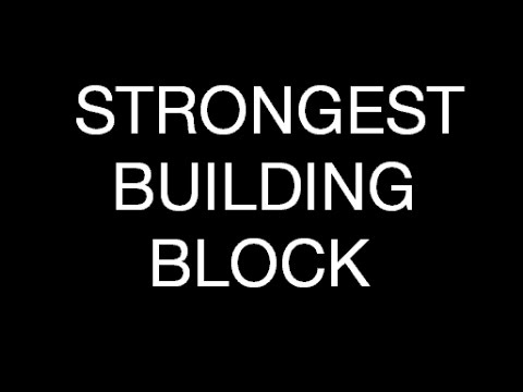 Strongest building block - 7 Days To Die Alpha 10.4 - YouTube