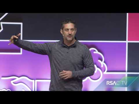 RSA's Amit Yoran on Changing Perspective at RSA Conference Abu Dhabi 2016