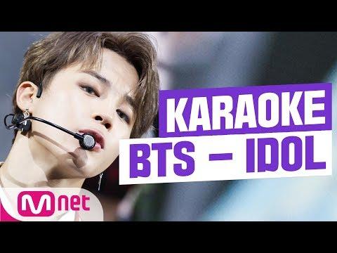 [MSG Karaoke] BTS - IDOL Mp3
