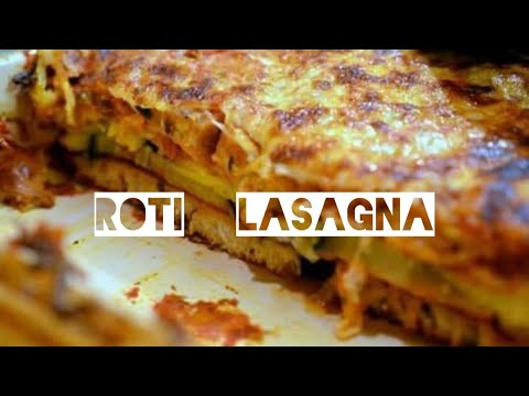 Resepi Roti Lasagna Homemade - YouTube