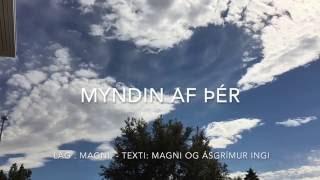 Myndin af þér - Lyrics