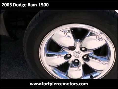 2005 dodge ram 1500 used cars port saint lucie fl youtube. Black Bedroom Furniture Sets. Home Design Ideas