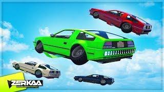 FLYING CAR CHEAT IN GTA 5? (GTA 5)