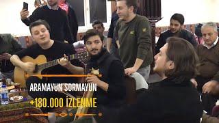 Aramayun Sormayun Memlekete Gelemem ! Karadeniz Slow Müzik Kemençe Gitar Horon Sohbet Resimi