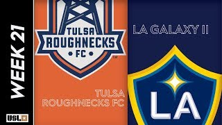 Tulsa Roughnecks FC Vs. LA Galaxy    July 24th 2019