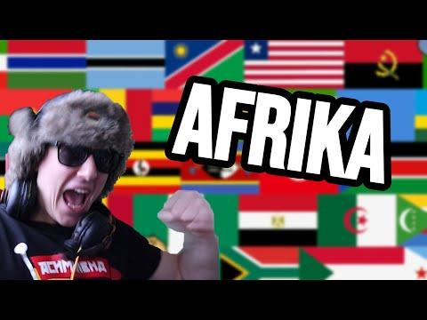 OVAJ JUTJUBER ZNA SVE GLAVNE GRADOVE AFRIKE!?