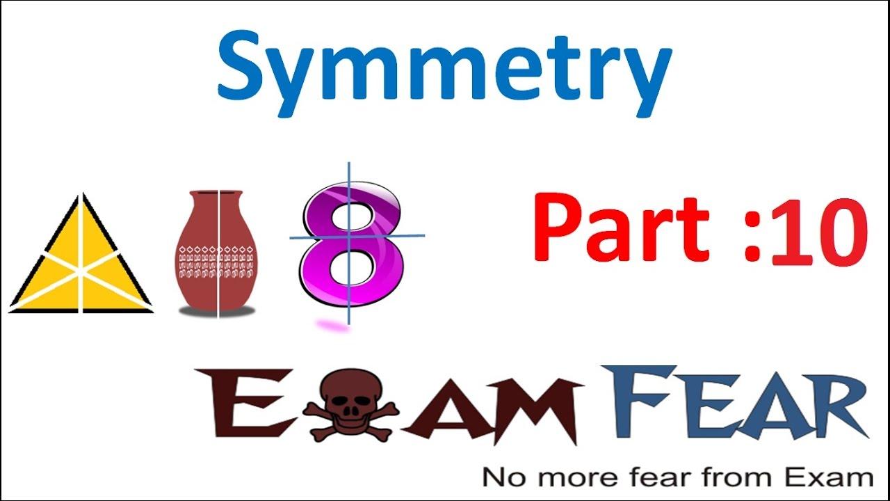 hight resolution of Maths Symmetry part 10 (Rotational Symmetry) CBSE Class 7 Mathematics VII -  YouTube