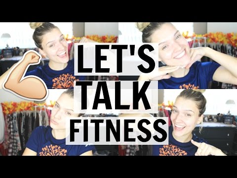 LET'S TALK FITNESS!   Being A Runner, New blog, Etc!