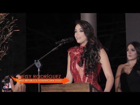 Rumbo Tv - Miss Santiago Universo