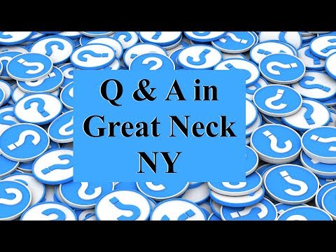 Q&A with RDMC, Who are you? (NY)