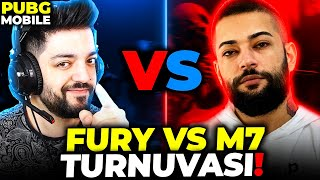 M7 VS FURY TURNUVASI !!