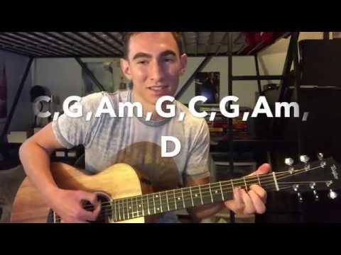 Chris Tomlin - Good Good Father - Guitar Tutorial