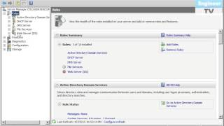 Install FSRM (File Server Resource Manager) in Windows Server 2008