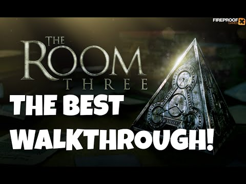 The Room Three - Chapter 1 - COMPLETE GAMEPLAY WALKTHROUGH