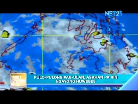 Intertropical Convergence Zone leaves country