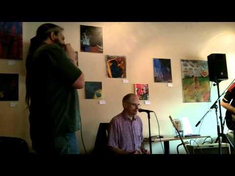 Arthur Moore Trio - Arthur Moore with Marty Presla...