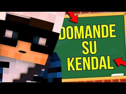 QUIZ SU KENDAL, RIUSCIRÒ A RISPONDERE!?!?!