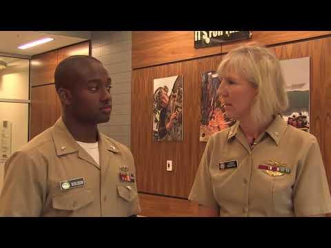 Capt. Janet Bristol Talks NWU Type III