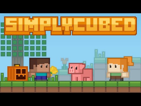 🔷 SIMPLY CUBED! Minecraft Resource Pack By ◳Pixel² [MINECRAFT BEDROCK EDITION PC & XBOX][MCPE/W10]