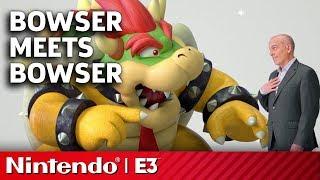 Bowser Meets Bowser | Nintendo E3 2019