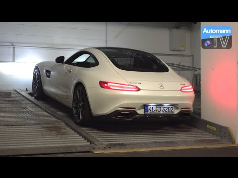 2016 MercedesAMG GTS 510hp  pure SOUND 60FPS  YouTube