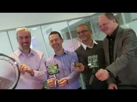 $40 million investment in Irish tech company Movidius announced.