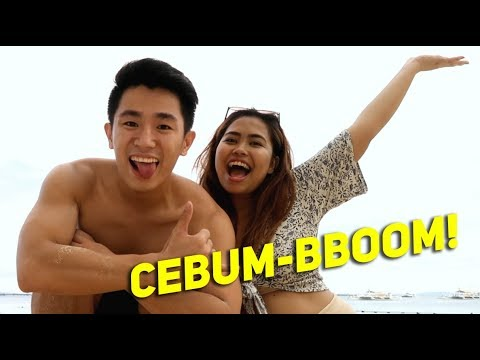 WE DID SOMETHING FUN IN CEBU!