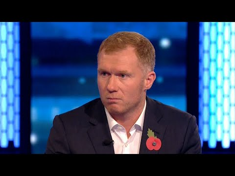 Paul Scholes Lets Rip At Louis van Gaal Again! 'United Play Boring, Sideways Football'